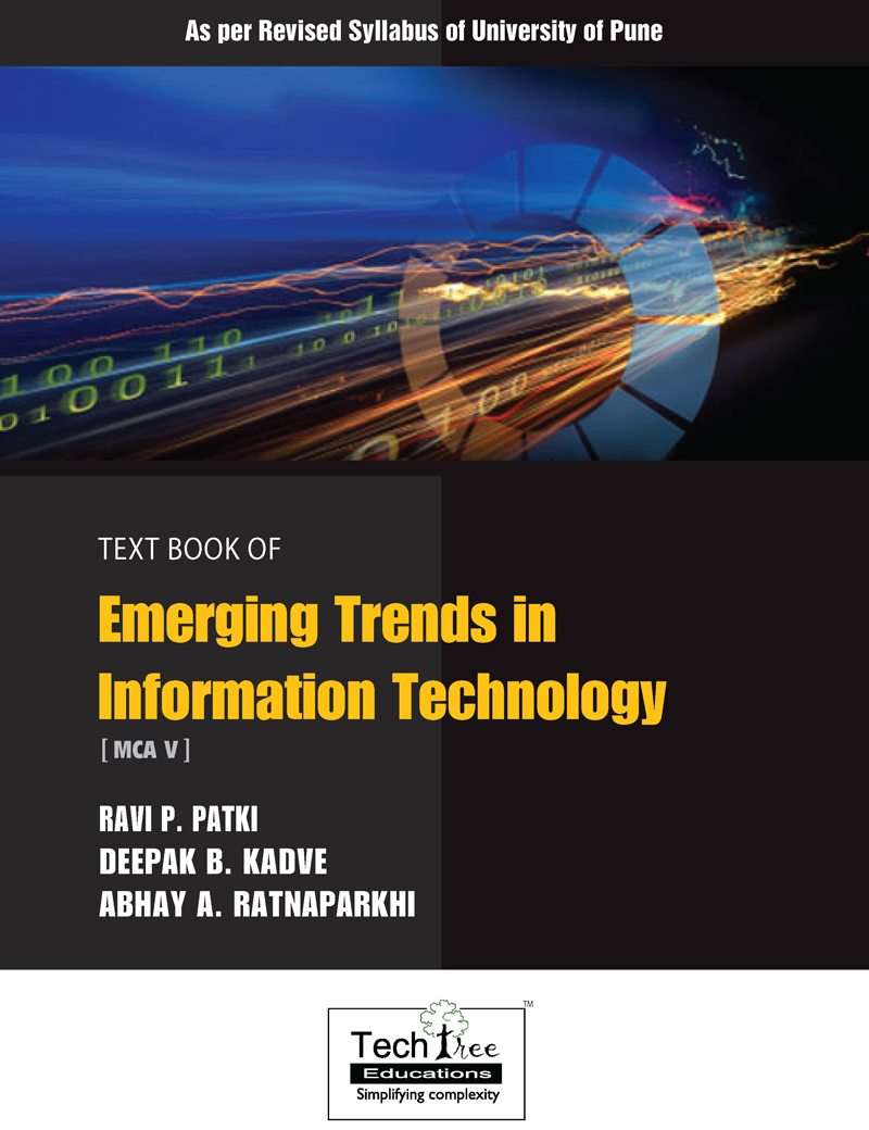 TEXT BOOK OF EMERGING TRENDS IN INFORMATION TECHNOLOGY BOOK