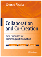 COLLABORATION AND CO-CREATION - NEW PLATFORMS FOR MARKETING AND INNOVATION